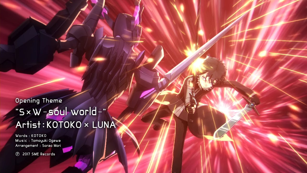 [Accel World VS Sword Art Online: Millennium Twilight] Opening Movie มาแล้วจ้า!