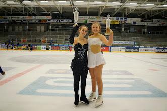 Photo: Nicholine og Freja