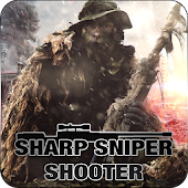 Sharp sniper shooter
