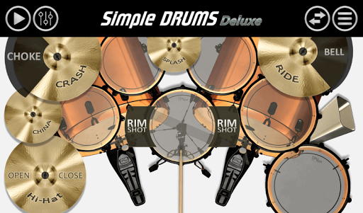 Simple Drums - Deluxe 1.4.4 screenshots 1