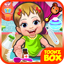 Cute Baby Care - Girls Games mobile app icon