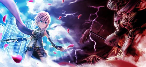 [Dissidia Final Fantasy Opera Omnia] ไลท์นิ่งมาแล้ว!