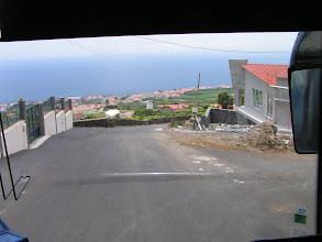 Photo: Дороги на Терсейре - очень горные!
