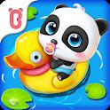 Talking Baby Panda - Kids Game icon