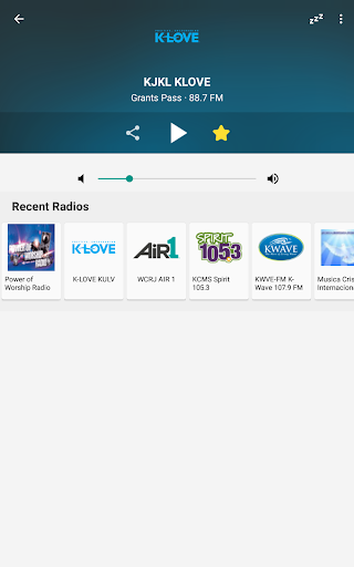 Christian Radio FM 6.1 screenshots 10