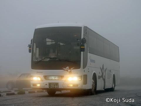 西鉄 4012 平尾台にて_03