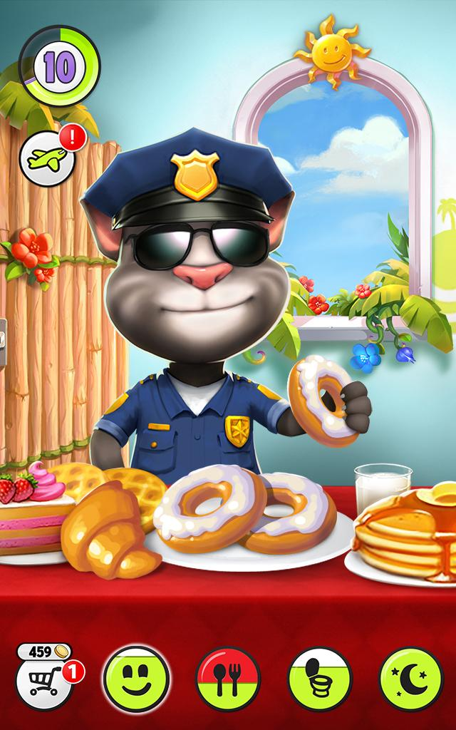 My Talking Tom Mod Apk (Unlimited Coins) 4