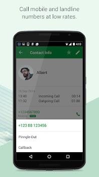 Pinngle Messenger - Free Calls