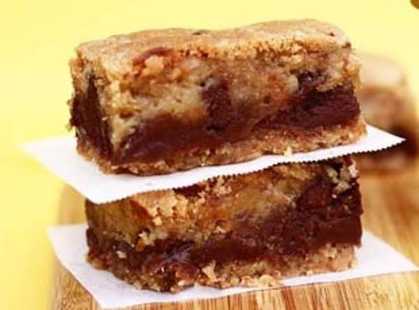 Chocolate Toffee Bars Recipe