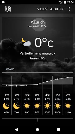 Switzerland Weather ApkUpdate 1