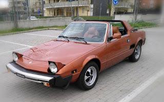 Fiat 500 Rent Lazio