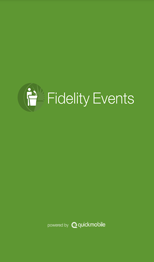Fidelity Investments Events