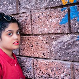 Kids portrait  by Narendra Mogilipuri - Babies & Children Child Portraits ( #dubai #photography )