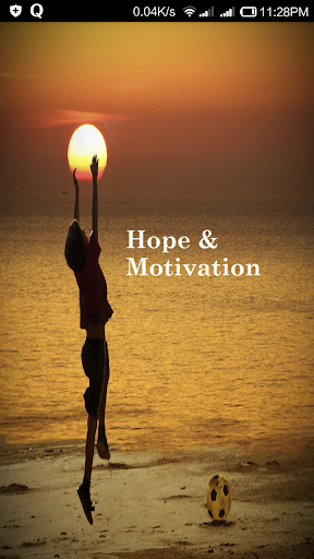 Hope and Motivation