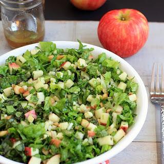 Spinach Apple Cheddar Salad Recipes
