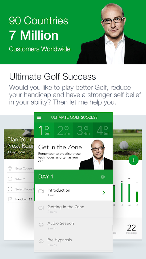 Ultimate Golf Success- screenshot