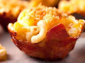 Macaroni And Cheese Cups Recipe