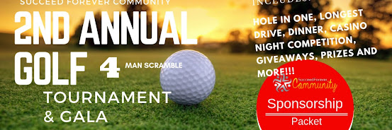 2nd Annual Charity Golf Tournament and Gala
