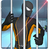 Spider Survival: Prison Escape