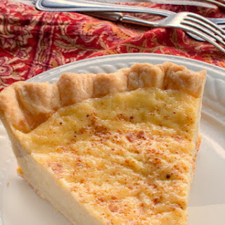 Custard Pie With Heavy Cream Recipes.
