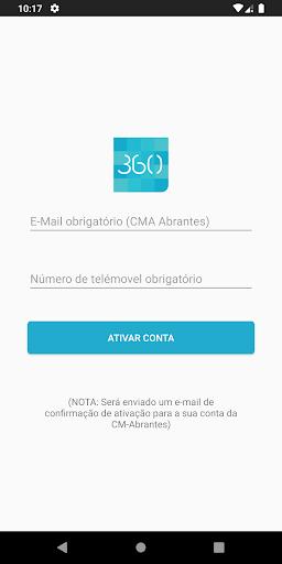 CMA360Mobile screenshot 1
