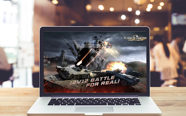 Clash Of Panzer HD Wallpapers Game Theme