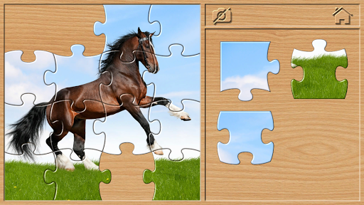 Animal Puzzles for Kids apkpoly screenshots 5