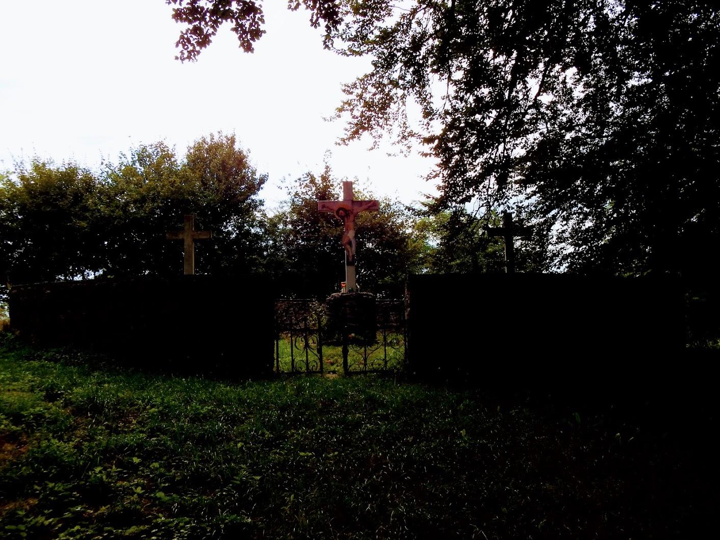 Csatka - Boldog Szűz Mária-kápolna, Szentkút és stációs kálvária