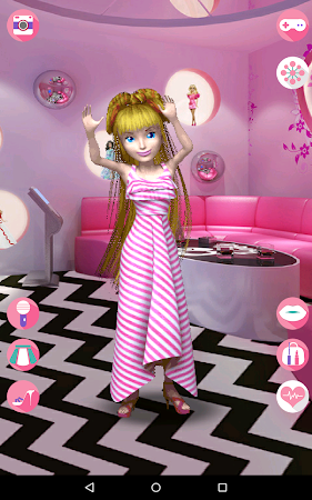 My Talking Pretty Girl 1.1.5 screenshot 37345