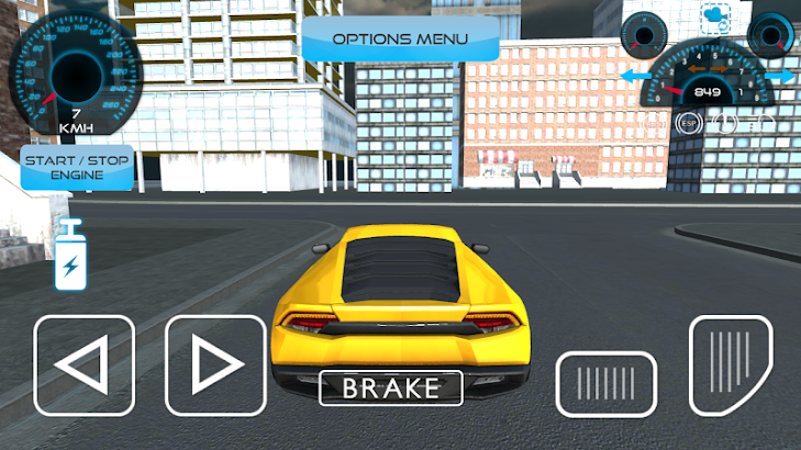 Baku Lux Car- screenshot thumbnail