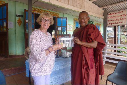 Jacky in Birma