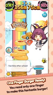 TapTap Burger-funny,cute,music- screenshot thumbnail
