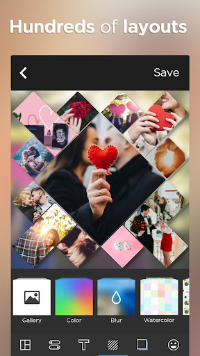 Image of Photo Collage Editor & Collage Maker - Quick Grid 5.8.4 2