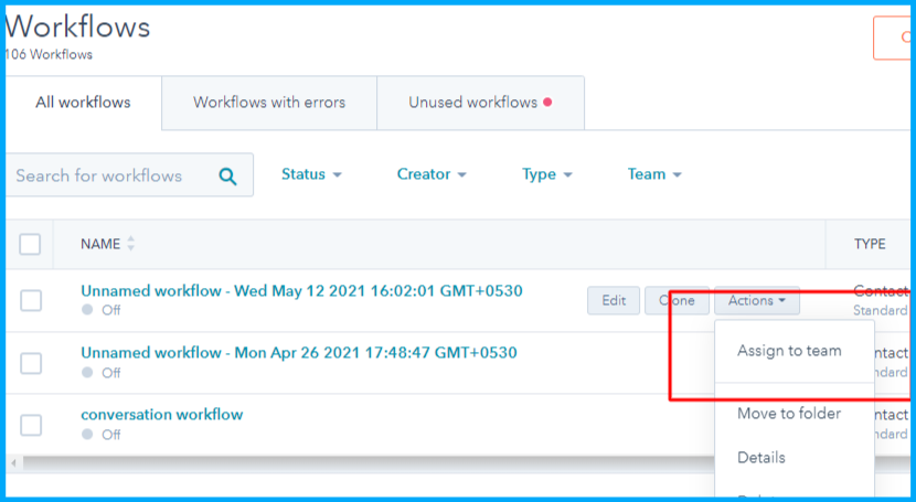 Partitioning for Workflows