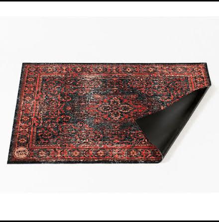 Drum N Base Scenmatta - Vintage Persian Black/Red - 130 x 90