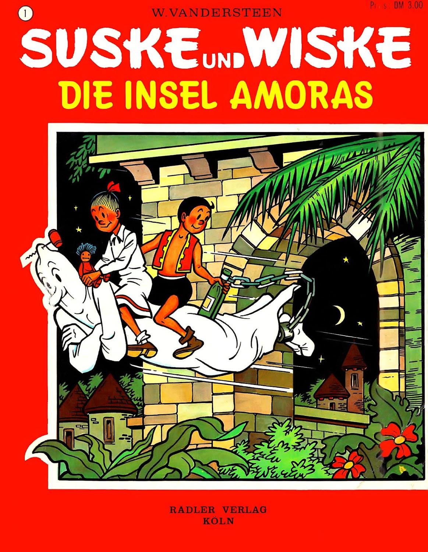 Suske und Wiske (1972) - komplett