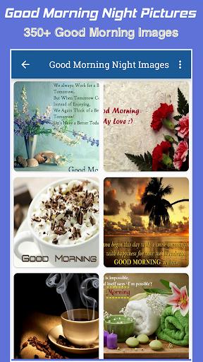 Good Night Good Morning Images 1.0.1 screenshots 1