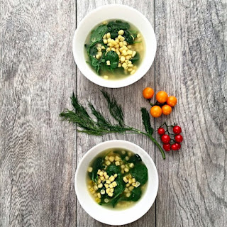 Spinach Corn Soup Recipes.