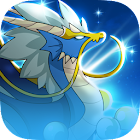 Dynamons Evolution Puzzle & RPG: Legend of Dragons (Unreleased) icon