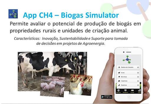 Biogas Simulator - CH4