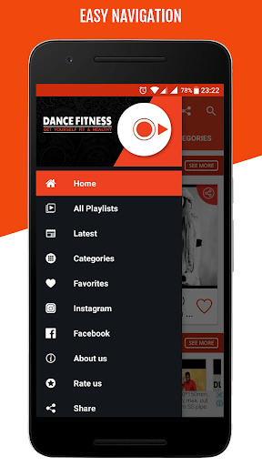 Dance Workout For Weight Loss - Lose Belly Fat 9.7 screenshots 1