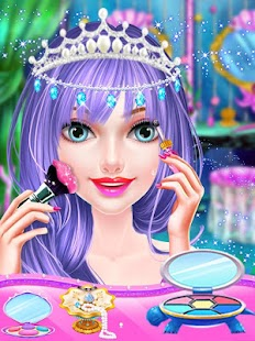 Ocean Mermaid Princess: Makeup Salon Games Screenshot
