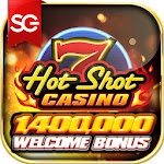 Hot Shot Casino Games - Free Slots Online Icon