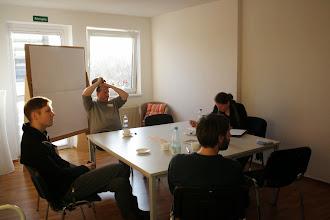 Photo: Gruppenarbeit
