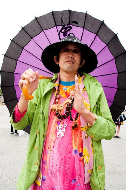 Nara Fashion Walk / 奈良ファッションウォーク 道中