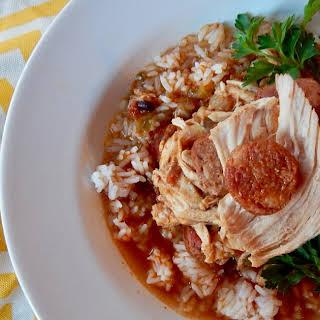 Louisiana Chicken Stew.