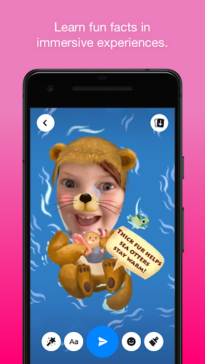 Facebook Messenger Kids screenshot 6