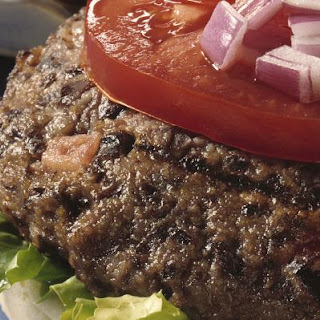 Bring Brilliant Black Bean Burgers with Cornmeal to Dinner