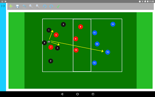 Soccerboard PRO - náhled