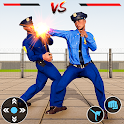 Police Ring Fighting: Wrestling Games 2020 icon